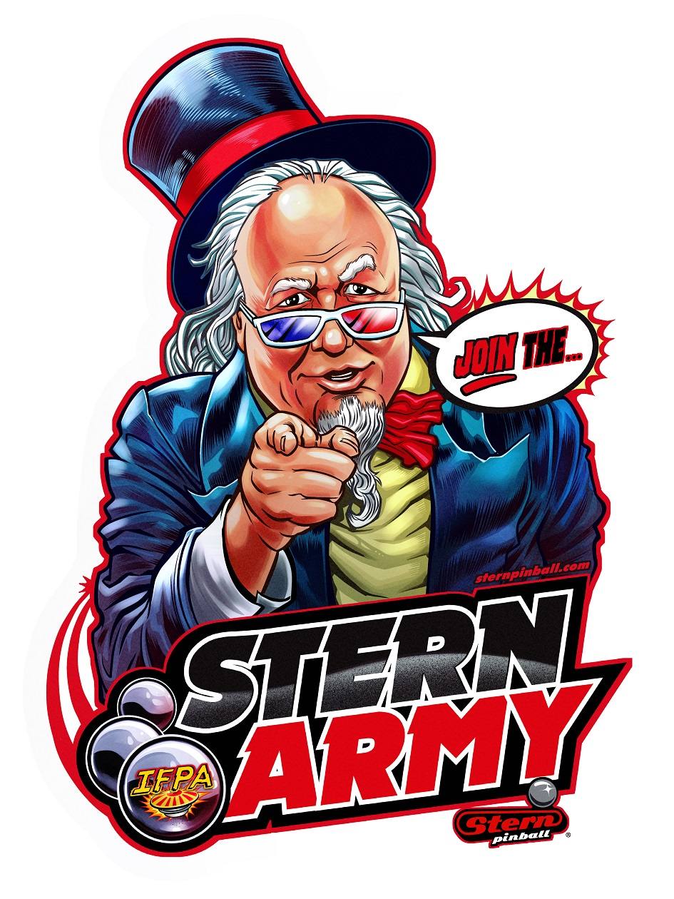 Image result for stern army